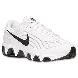 Women's Nike Air Max Tailwind 6 Running Shoes | Finish Line | White/Black/