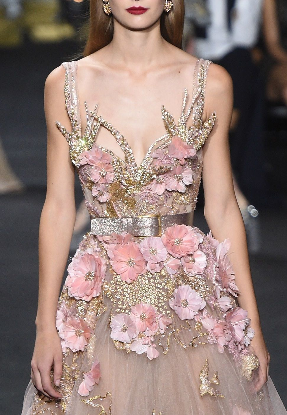 Detail @ Elie Saab Haute Couture Fall/Wint 2016 | Fashion ...