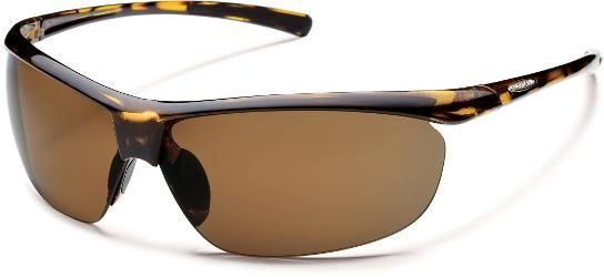 ef6c4f8ff5 SunCloud Men s Zephyr Polarized Sunglasses Tortoise Brown