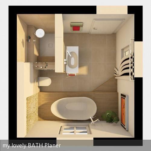 Grundriss 3D Badezimmer Home Pinterest Badezimmer, Bad and Badezimmer design