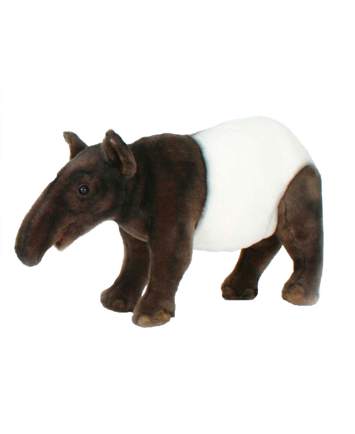 Pin By Yolanda Brenes On Am I Crafty Teddy Bear Stuffed Animal Animal Plush Toys Tapir [ 1467 x 1200 Pixel ]