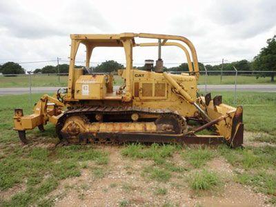 Caterpillar D5B For Sale (2417049) :: Construction Equipment