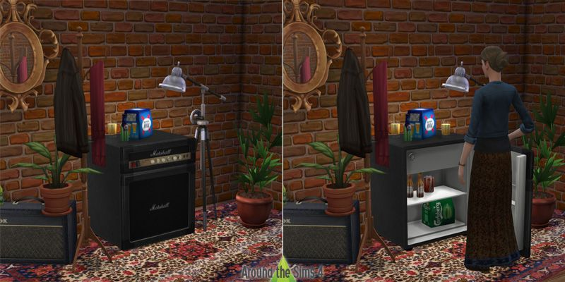 around the sims 2 | objects | downtown | american diner | ts4, Badezimmer ideen