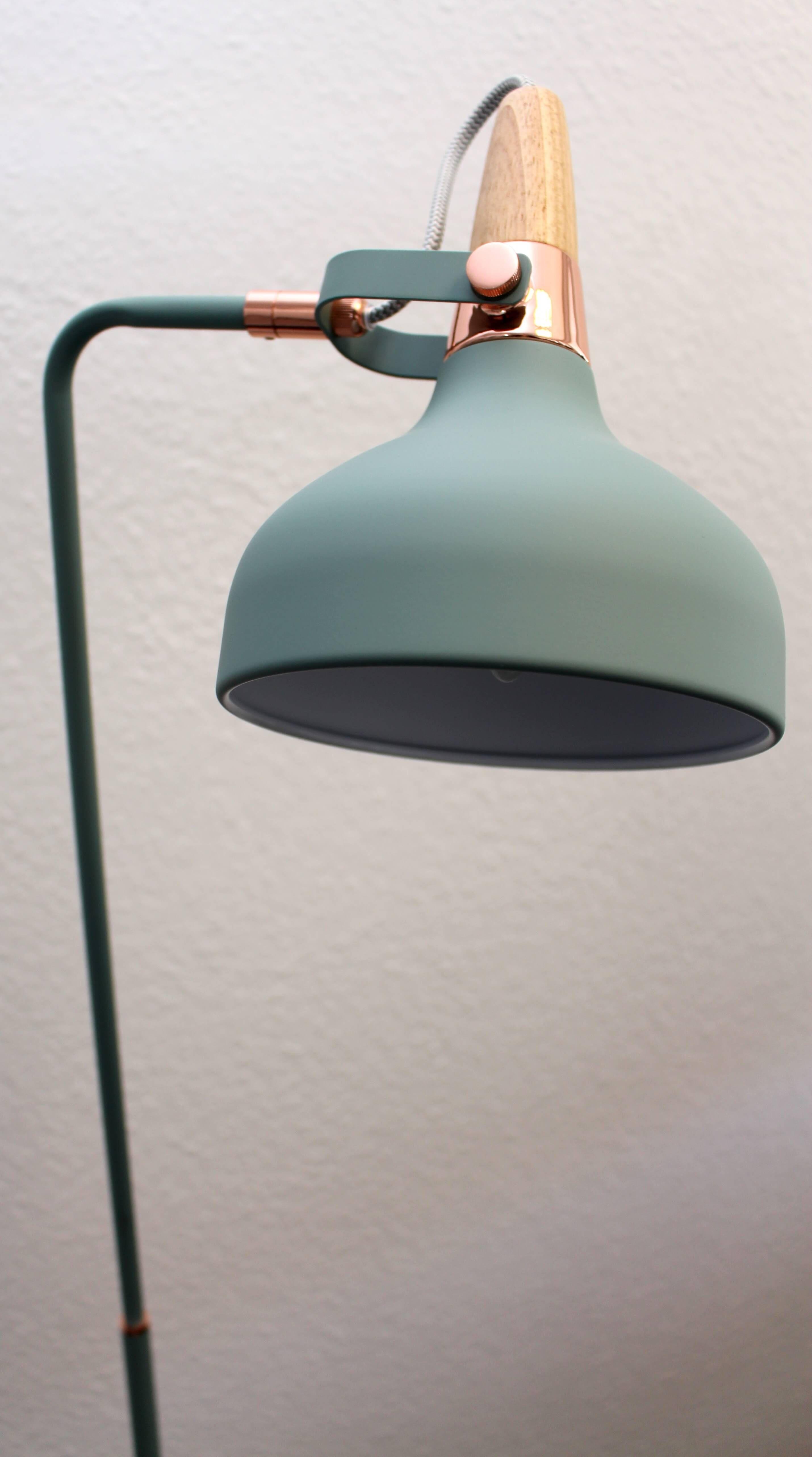 test: paulmann stehlampe neordic juna - 1-flammig, Wohnzimmer dekoo