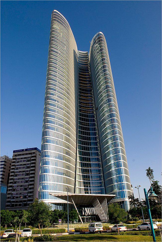 abu dabi abu dhabi investment authority tower