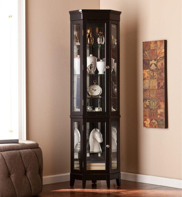 11 Erstaunliche Eck Vitrinenschrank Beleuchtet Fur Wohnzimmer Mobel Ideen Cabinet Home Decor Modern