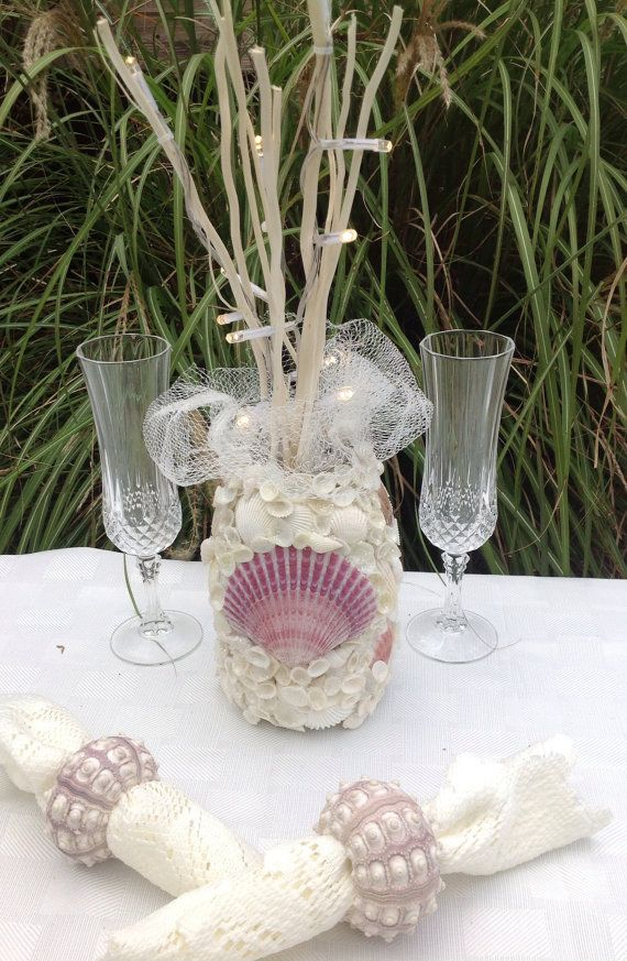 Beach Wedding Reception Nautical Decor By BeachBasketBride 4000