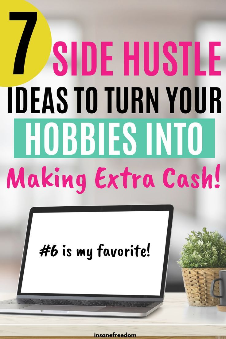 7 Side Hustles You Can Start Today With No Money