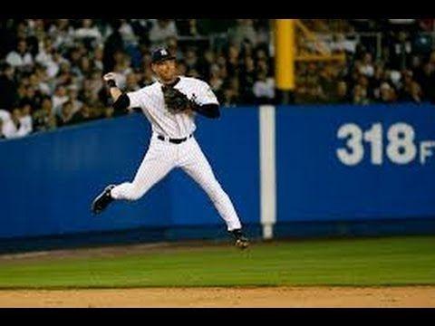 Derek Jeter Career Highlights Hd Awesome Highlights Derek Jeter New York Yankees Most Popular Sports