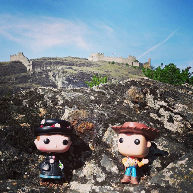 REPOST!!!  #woody #mary #funko #pop #funkopop #valais #tourbillon  Photo Credit: Instagram ID @tmpixel