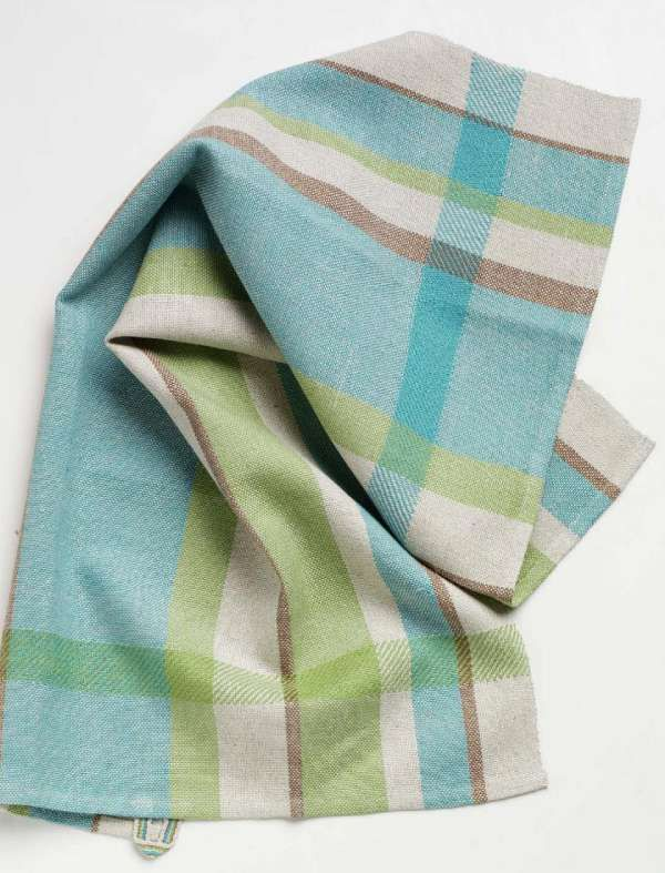 Cottolin Classic Plain Weave U0026 Twill Towel Kit Weave Either Two Or Four  Generous Sized Kitchen Towels X Our New Cotton/linen Cottolin Yarns On Any  10 Dent ...