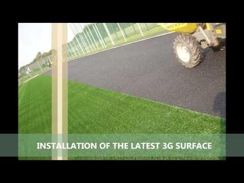 3g Resurfacing Artificial Football Pitch Football Pitch Artificial Turf Astro Turf