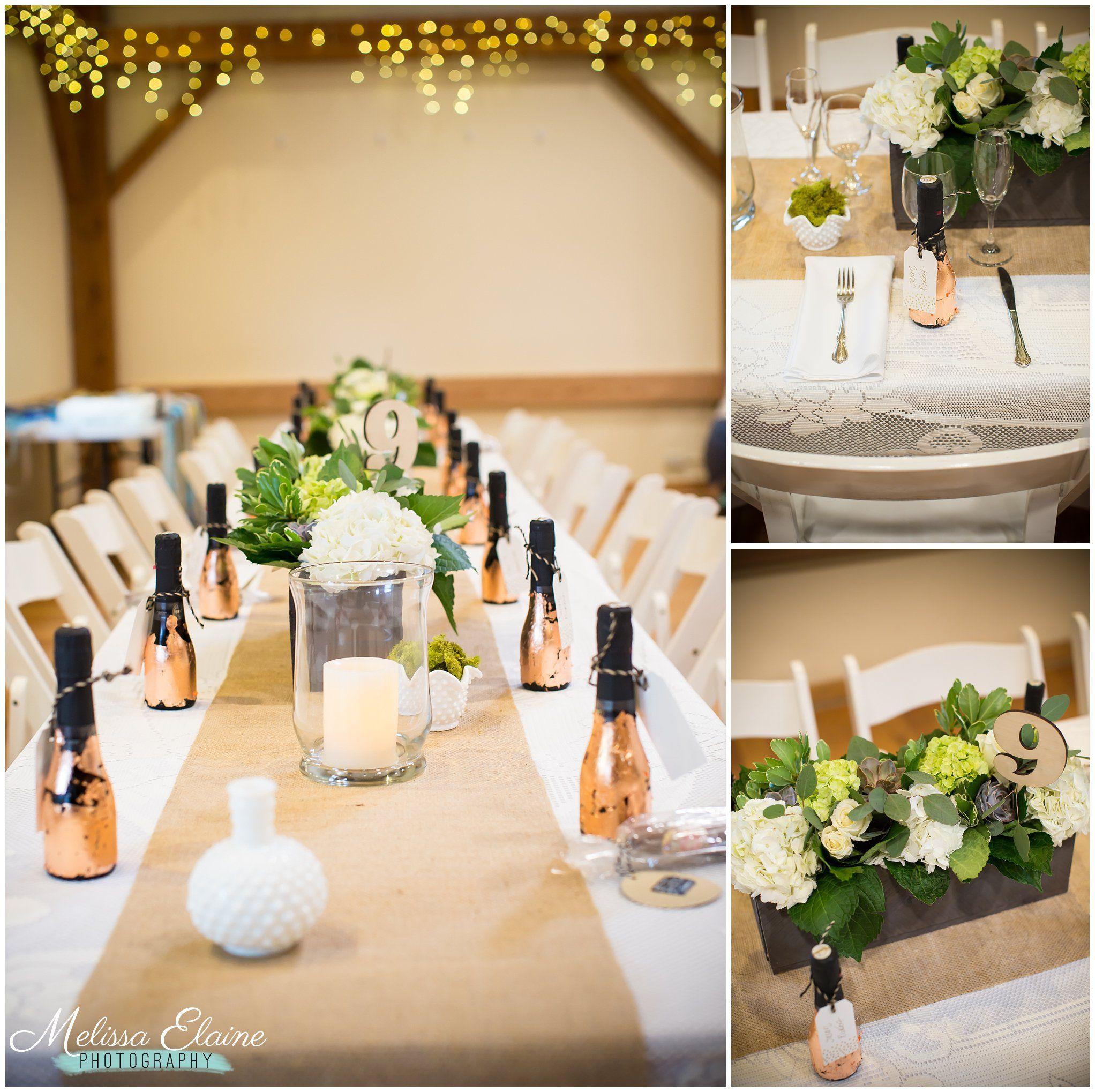 Oak Arbor Reception: Lindsay & Will - Ann Arbor, Michigan Wedding