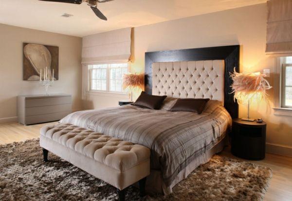 Taupe Wandfarbe für Ihr Zimmer - Gemütlichkeit schaffen - Archzine ...