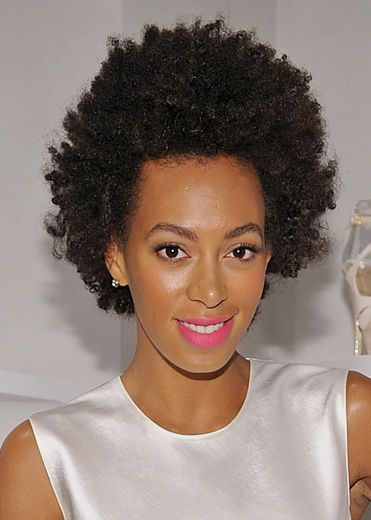 Solange Knowles Natural Hair Tips Essence Natural Hair Styles Beautiful Natural Hair Natural Hair Tips