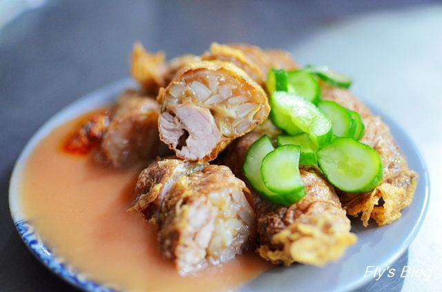 chicken roll   Taiwanese food