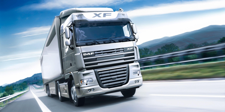 Gray Freight Truck Road Truck Wallpaper Daf Xf105 Daf Iksef105 2k Wallpaper Hdwallpaper Desktop Trucks Truck Transport Freight Truck