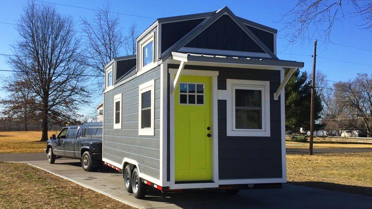 The Wanigan Tiny House 250 Sq Ft Tiny House Design
