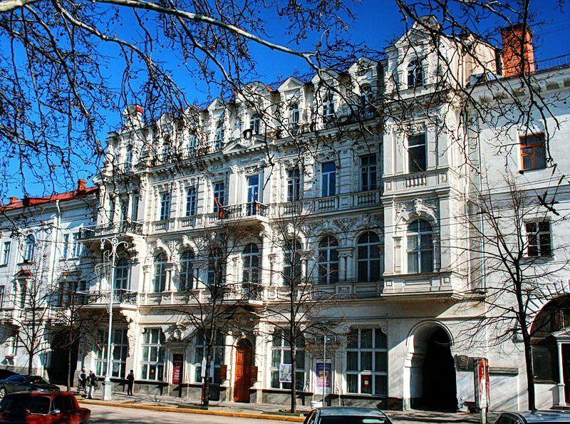 Доходный дом Гавалова,а сегодня архитектурный памятник 19 ...