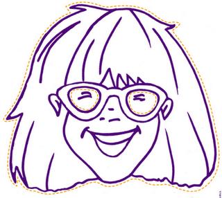 Librarianism Chronicles Junie B Jones Book Character Costumes Literacy Night