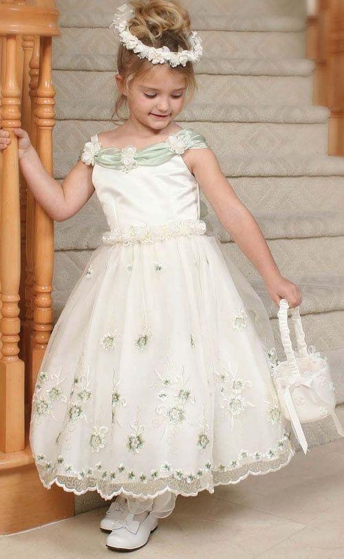 beautiful flower girls dresses   Beautiful Flower Girl Dress ...
