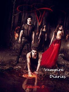 regarder vampire diaries saison 5 pisode 1 en streaming vampire diaries pinterest vampire. Black Bedroom Furniture Sets. Home Design Ideas