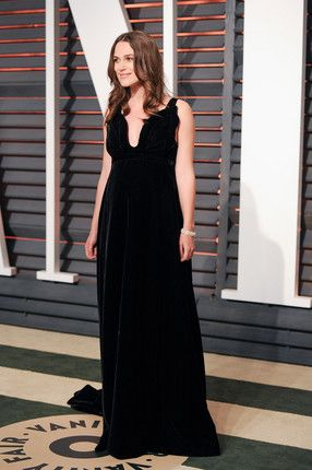 oscar-party-2015-arrivals-keira-knightley in Valentino haute couture