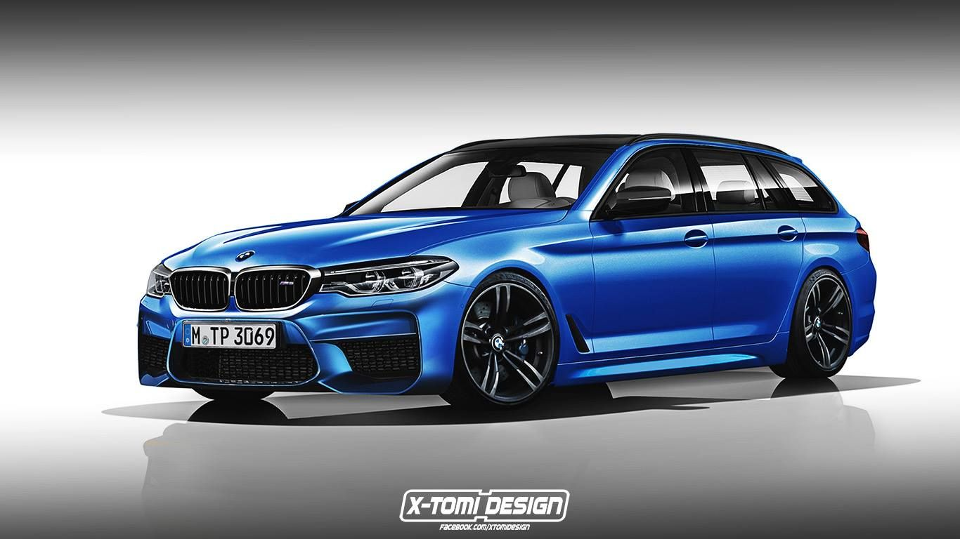Superieur BMW M5 Tourong (G31)