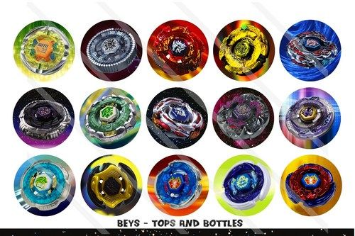 how to make a beyblade with bottle caps