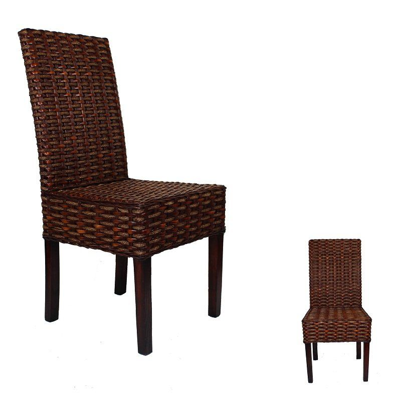 Where to buy Hibiscus Rattan Patio Dining Chair by Bay ...