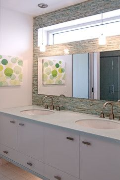Modernist White Rock Residence Master Bathroom Makeover Simple Bathroom Remodel Bathroom Remodel Master