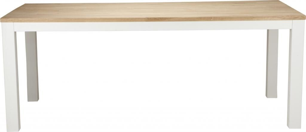 Eettafel Duo 200 cm - Woood