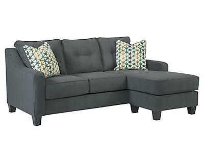 Shayla Sofa Chaise Decor Example Chaise Sofa Small Couch With Chaise Furniture