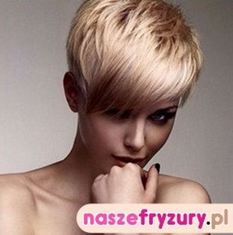 Fajne Krótkie Fryzury Damskie Possible In 2019 Blonde