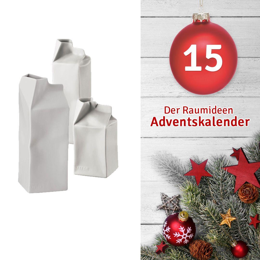 Schon das 15. Türchen des Raumideen Adventskalenders geöffnet? #Adventskalender #Gewinnspiel ►