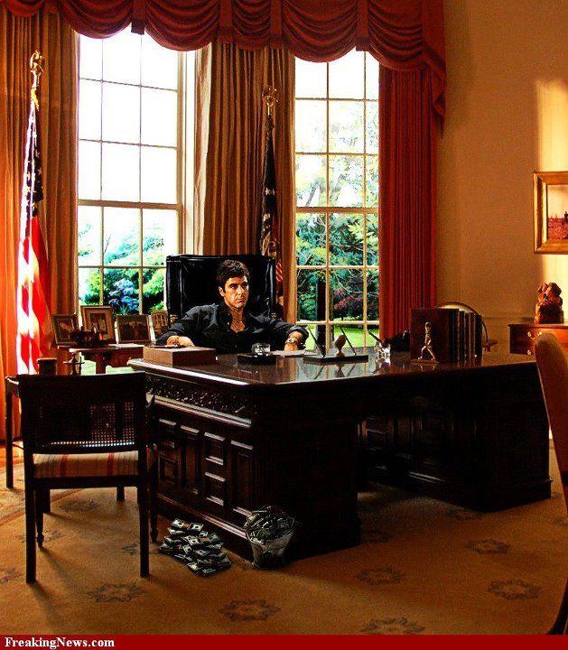 Tony Montana 4 President