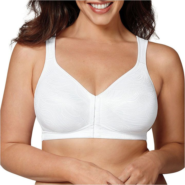 d85fa6f322 Playtex 18 Hour Front Close Posture Bra - USE525