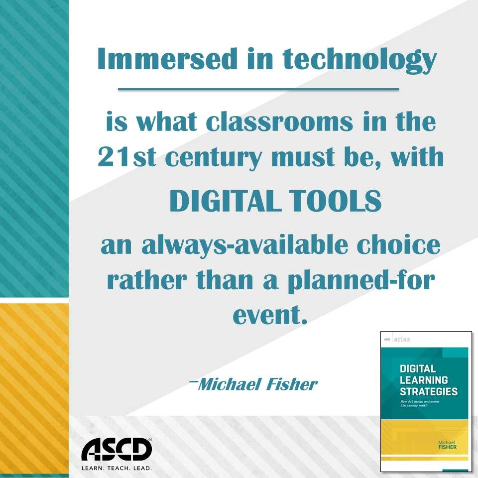 New Ascd Arias Digital Learning Strategies How Do I Assign And Assess 21st Century Work Learning Strategies Digital Learning Educational Technology