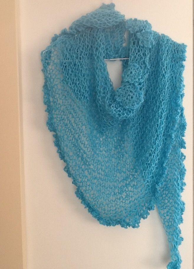 A light summer shawl
