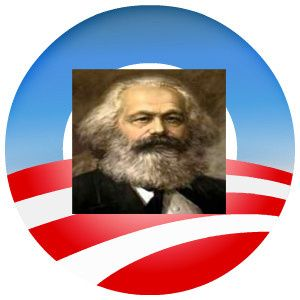 """Obama and Marx's Ten-Point Platform (Part I) It can be startling to realize how much of Karl Marx's ten-point platform to socialize an economy (set forth in Chapter Two of """"The Communist Manifesto"""") has been implemented in the United States."""