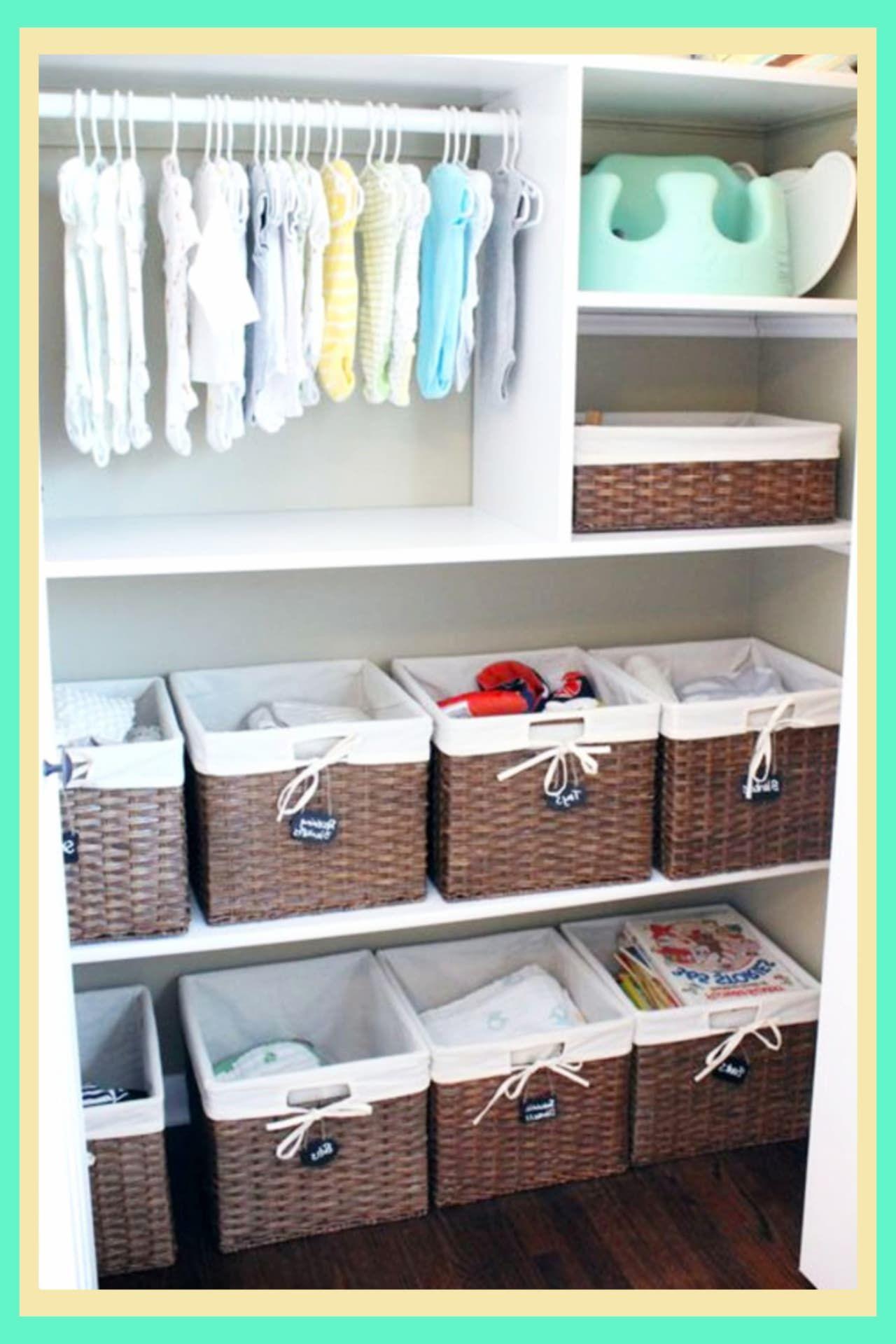 Easy Diy Closet Organizing System Closet Organization On A