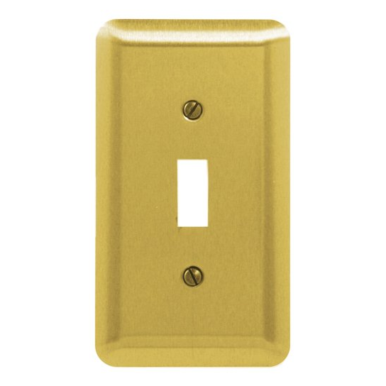 montage 1gang standard toggle wall plate