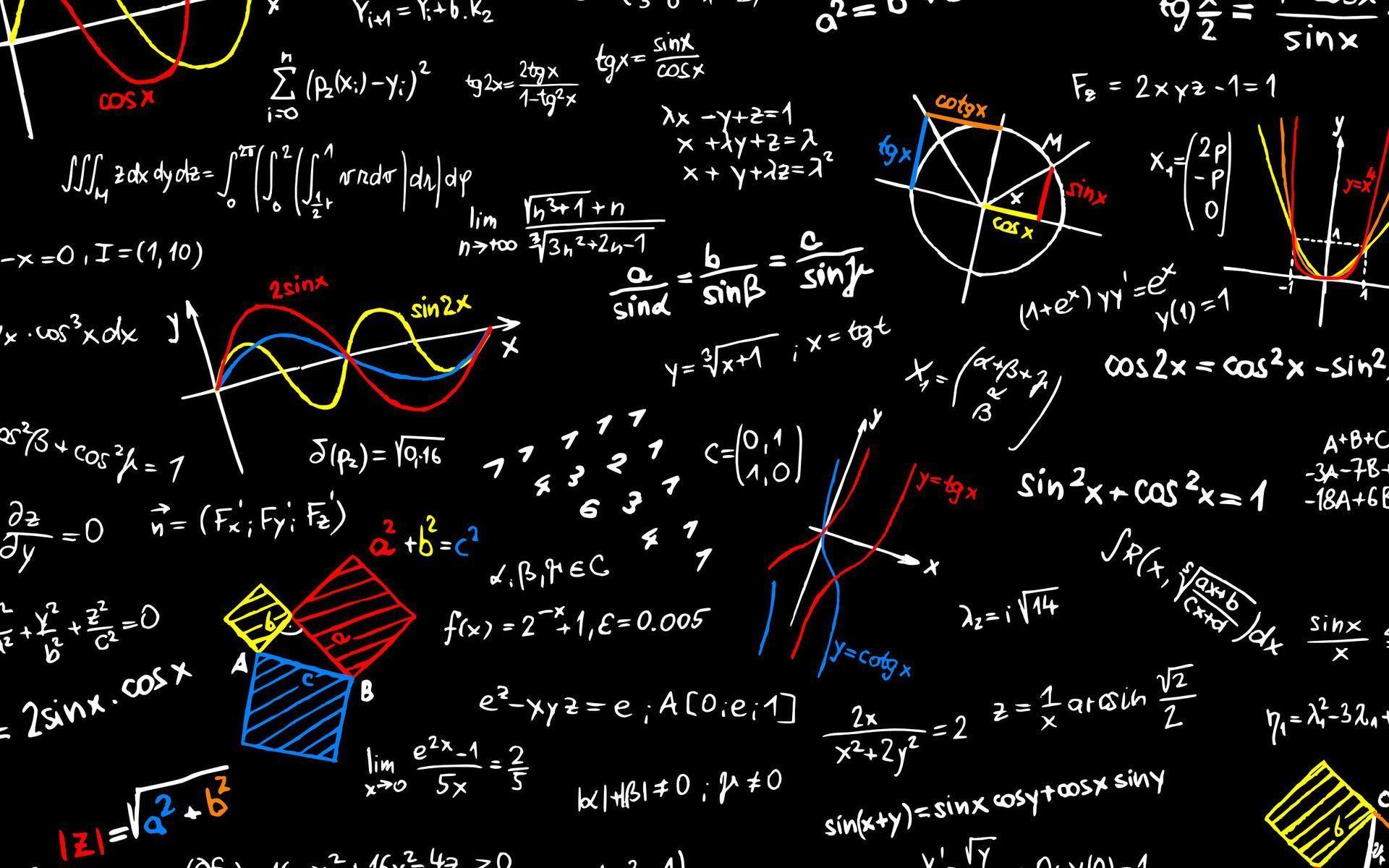 Math Wallpaper Hd Pc Fisika Wallpaper Ponsel Seni Cat Air