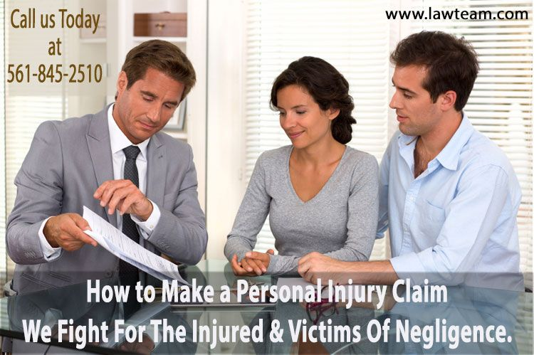 How to Make a Personal Injury Claim | Tax payment plan ...