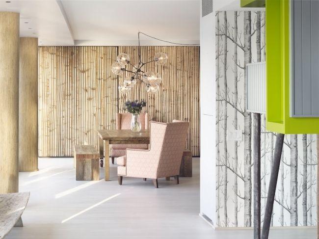 modernes interieur design farben, modernes interieur design im kalifornischen stil mit lebendigen, Design ideen