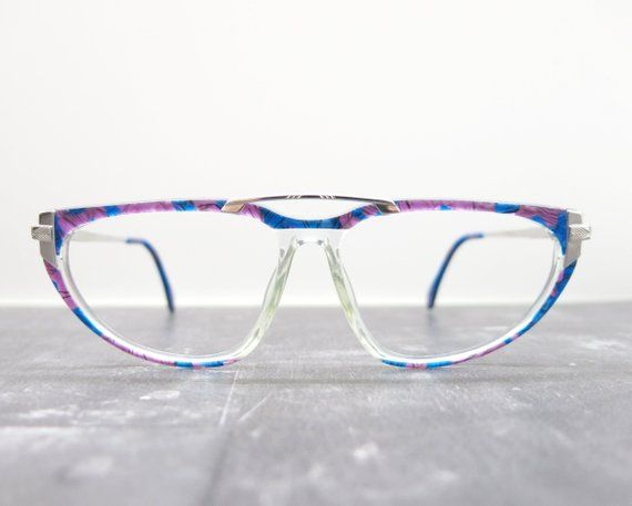 Carl Zeiss Damen Brille West Germany Vintage Brillen