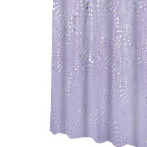 This Would Be The Subtle Tinkerbell Shower Curtain For The Bathroom