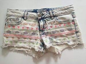 Mossimo Supply Co Size 3 Boho Shorts | eBay