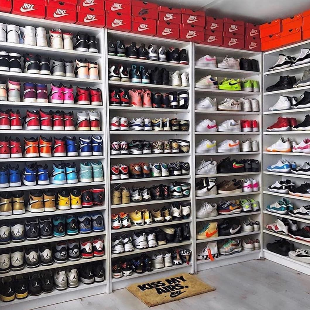 Epingle Sur Sneakers