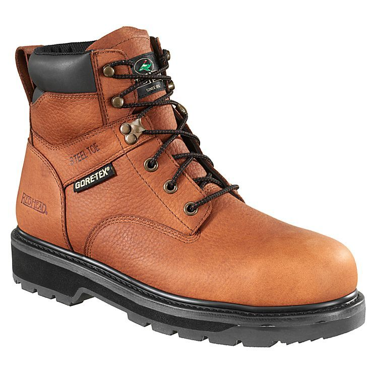 RedHead Sparta Steel Toe Work Boots for